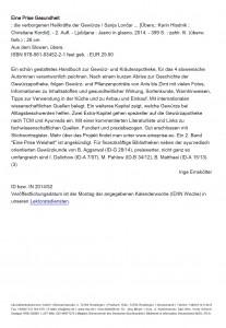EKZ Rezension EPG
